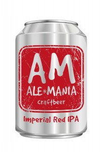 Ale-Mania Imperial Red IPA